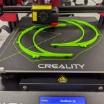 Creality CR-10S Pro in action